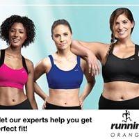 Ladies Sports Bra Fitting