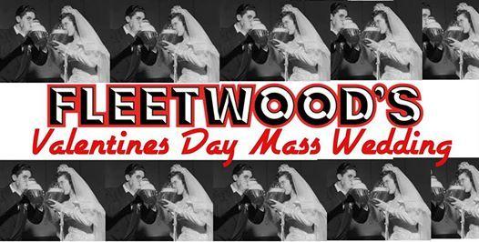 Valentines Day Mass Wedding 2