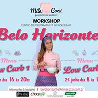 Workshop da Mila em BH