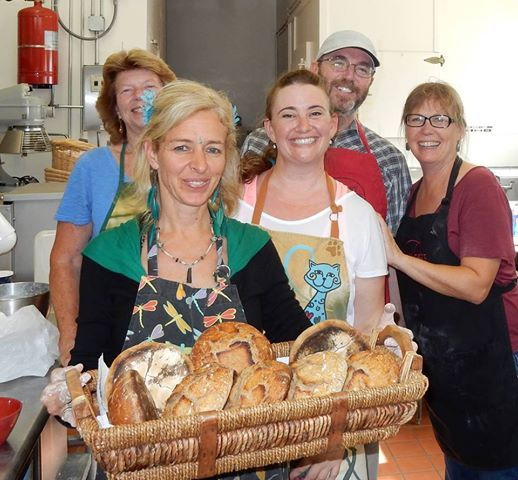 Sourdough Bread Baking Workshop