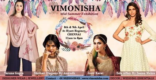 Vimonisha Mid Summer Exhibition