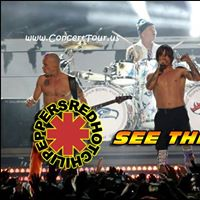 Red Hot Chili Peppers at Gila River Arena in Glendale AZ