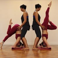 Headstand Course with Shimmy Levy-Riley