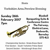 Yorkshire Area Preview Evening