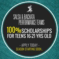 100% Dance Scholarship  January Casting