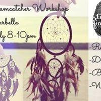 Eden Whispers Dreamcatcher Workshop