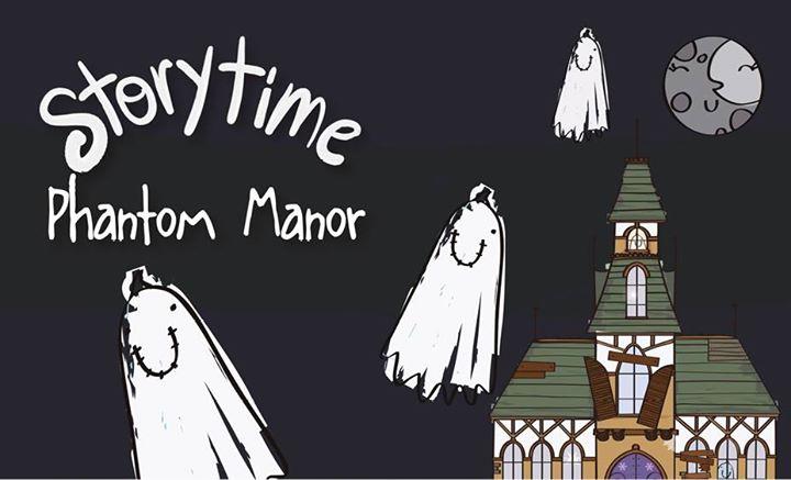 Resultado de imagen de story time phantom manor kids&us