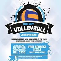 Raise Up Volleyball