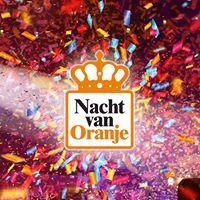 25e editie Nacht van Oranje
