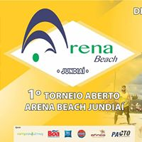 1 Torneio Aberto da Arena Beach Tennis Jundia