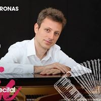 Le French Festival Left Hand Piano Recital with Maxime Zecchini