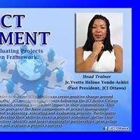 JCI Project Management Training