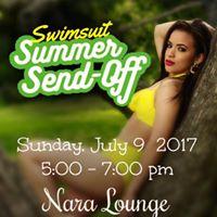 Summer Fashion Show &amp Send Off Celebration Party