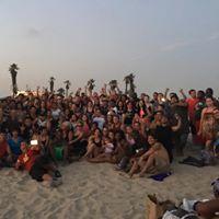 Huntington State Beach Bonfire(Deaf Event)