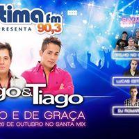 tima Fm 90.3 Apresenta Hugo e Tiago