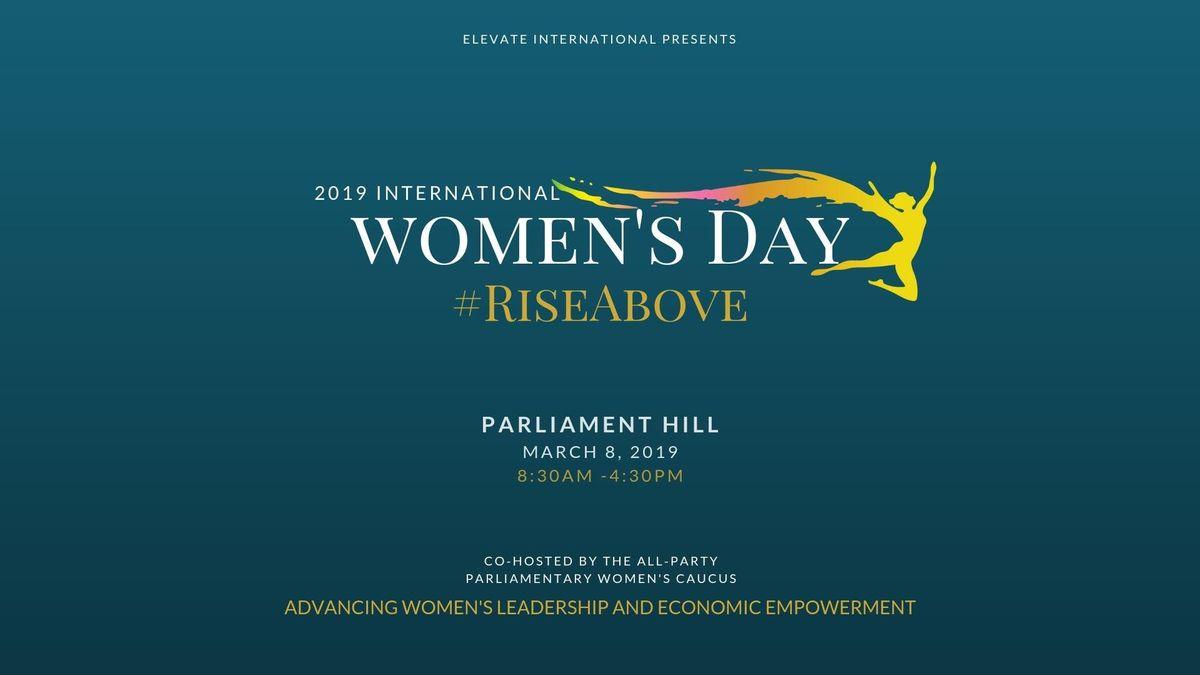 2019 International Womens Day
