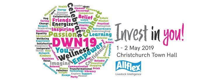 Allflex DWN19 Invest in You