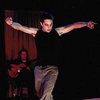 Beginner Flamenco Workshop with Ryan Zermeo in Birmingham