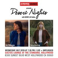 Desert Nights feat. Jess Williamson  Kacey Johansing