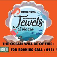 Jewels Of The Sea - Seafood Fest