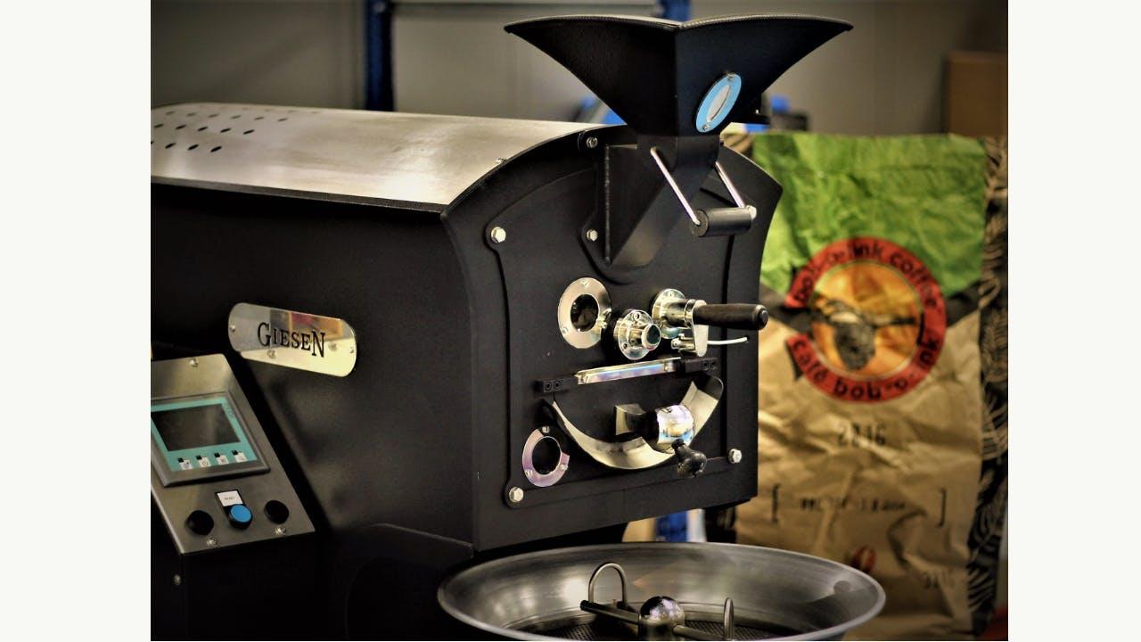 Further Coffee Roasting