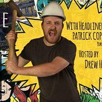 Talk Nerdy to Me Comedy Show w Headliner Patrick Coppolino