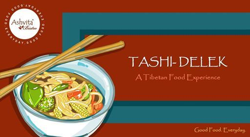 Tashi Delek - A Tibetan Food Pop-Up Experience