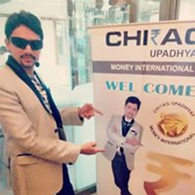 Mr. Chirag Upadhyay - The Money Secret Coach