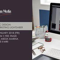 Graphic Design Your Digital Marketing Lightsaber