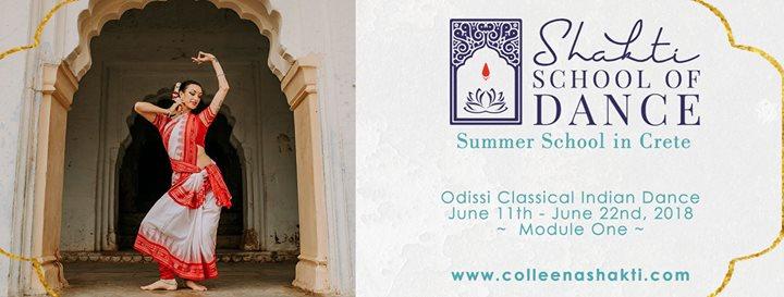 Odissi Summer School in Greece