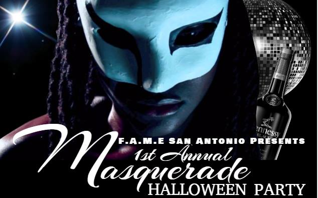 FAME San Antonio 1st Annual Masquerade Halloween Party at Smitty's ...