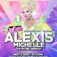 RPDR Alexis Michelle LIVE