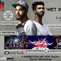 Dance Plus 2 Bandits Sync Master Dance Workshop 2017