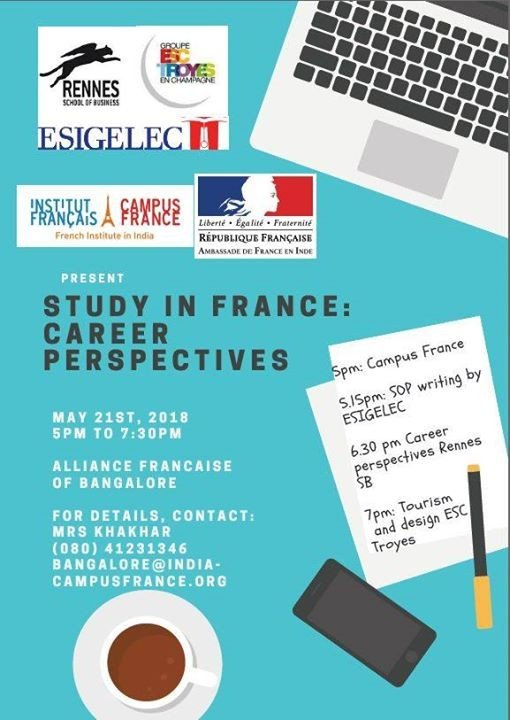 SOP Workshop  Studies in France