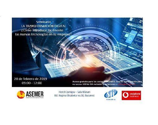 Seminario La Transformacin Digital