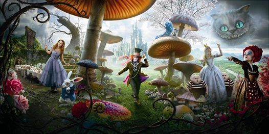 Teen Movie Matinee - Alice in Wonderland (PG)