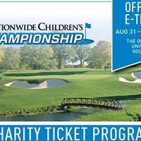 NCC Charity Ticket Program