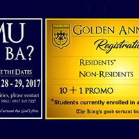 Tau Mu 50th Golden Anniversary