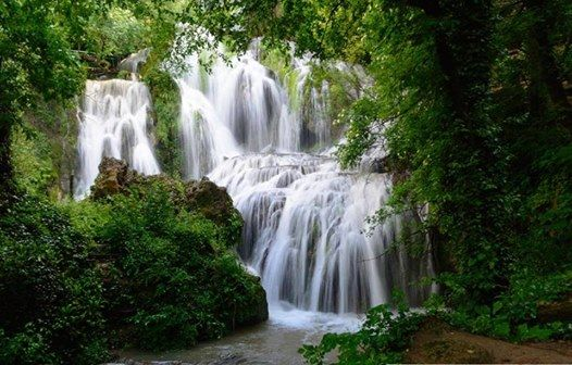 Cascadele de la Krushuna  Pestera Devetashka