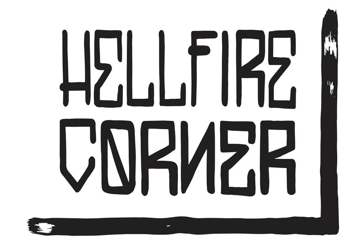 Hellfire Corner Presents Backwards Man