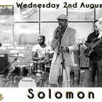 Solomon at The Social