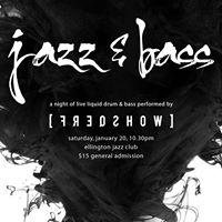 Jazz &amp Bass - Volume 5