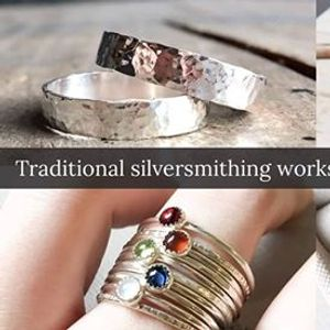 Make Your Own Silver Rings - 55