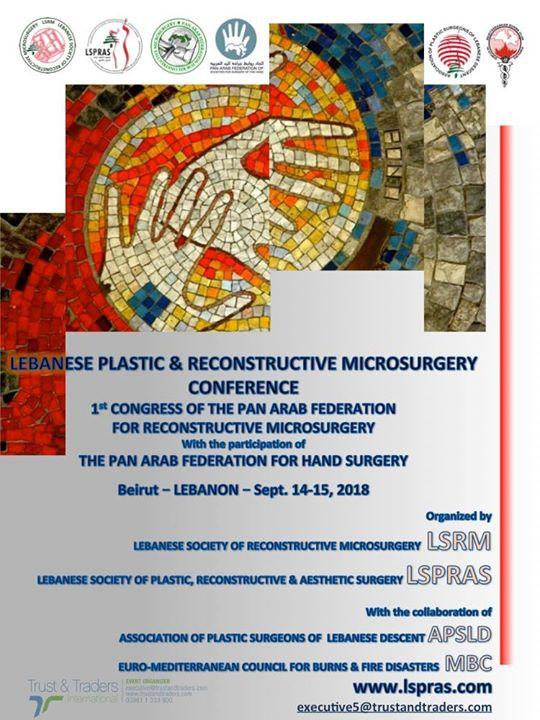 Lebanese Plastic & Reconstructive Microsurgery Conference