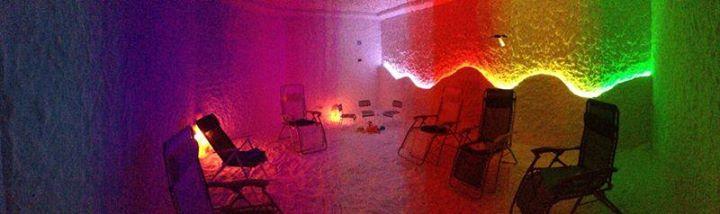 bagni di suoni in grotta di sale
