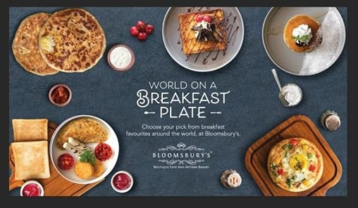 Travel the World on a Breakfast Plate - Bangalore