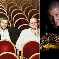 Septemberjazz Espen Eriksen Trio mAndy Sheppard