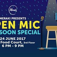 Open Mic 3 Monsoon Special