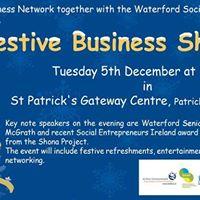 Festive Business Showcase