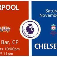 DelhiKop Match Screening Liverpool vs Chelsea